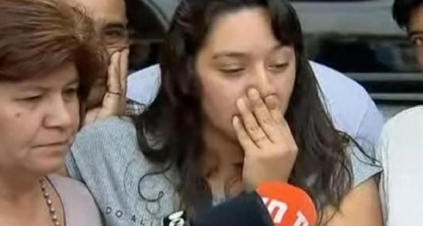 La viuda del colectivero asesinado teme que la Justicia libere al menor detenido