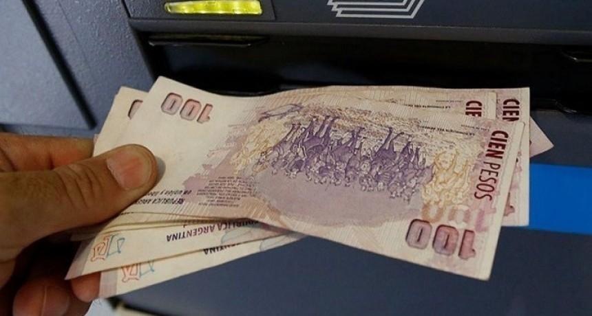 Comenzó el pago del aumento salarial retroactivo a marzo