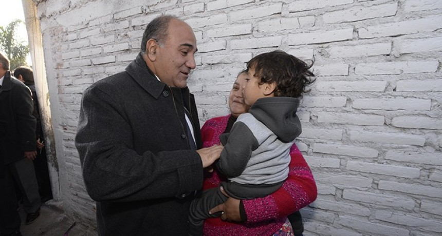 El Gobierno suma esfuerzos para llevar soluciones a los barrios