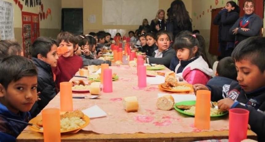 Los comedores escolares permanecerán abiertos en vacaciones de invierno