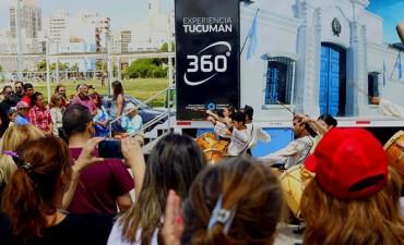 Turismo: fuerte promoción tucumana en Mar del Plata