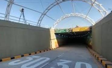 El túnel de la calle Córdoba estará cerrado por mantenimiento