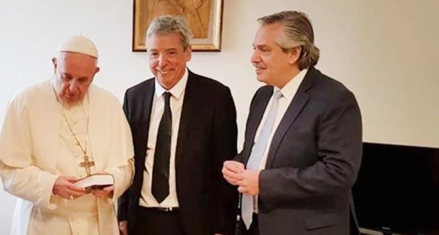 Alberto Fernández viaja a Europa y se reunirá con el Papa Francisco