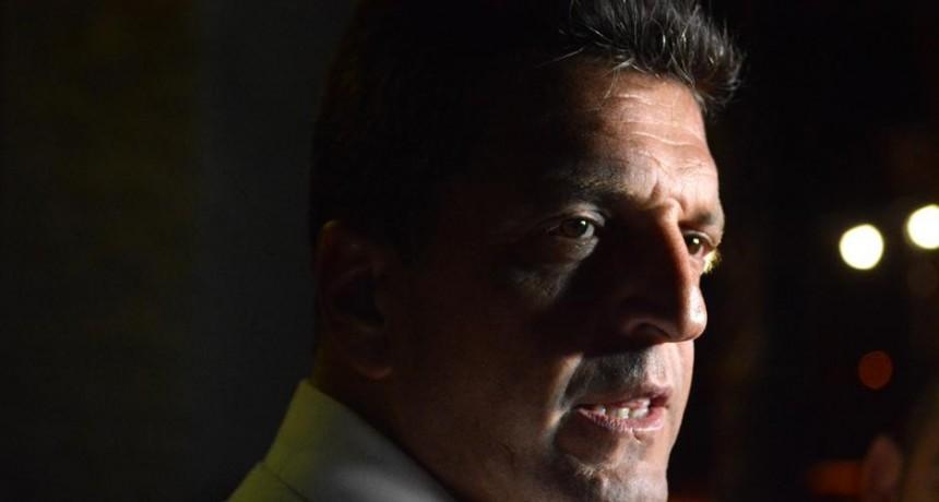 """Sergio Massa: """"Creo más en el homicidio o suicidio inducido de Nisman"""""""
