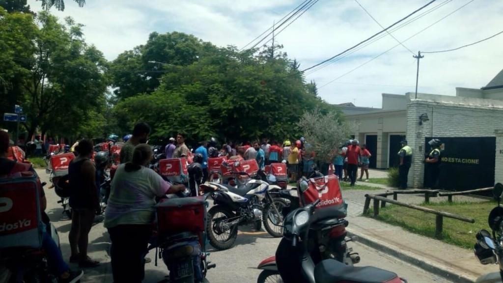 Cadetes reclaman por más seguridad: