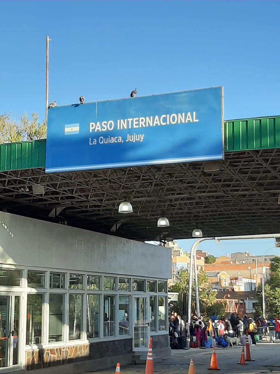 LA VUELTA A CASA DE LOS TUCUMANOS QUE VIAJARON A BOLIVIA