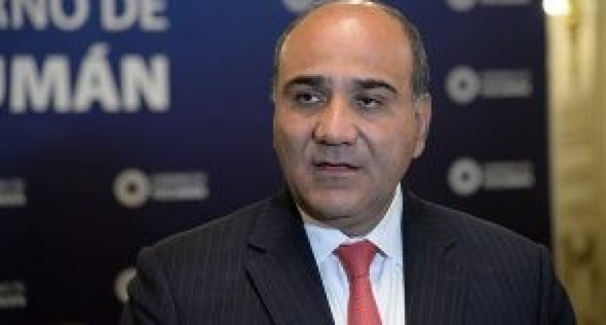 Tucumán. Piden Juicio Político contra Manzur al nombrar al titular de ATE en un ministerio