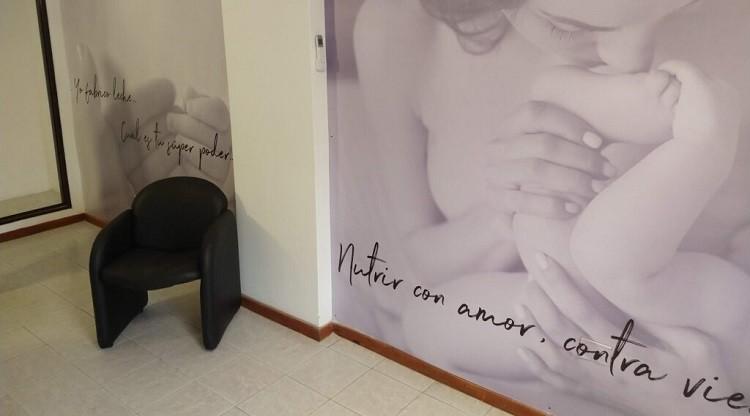 El Tribunal de Cuentas tiene una sala especial para trabajadoras en periodo de lactancia