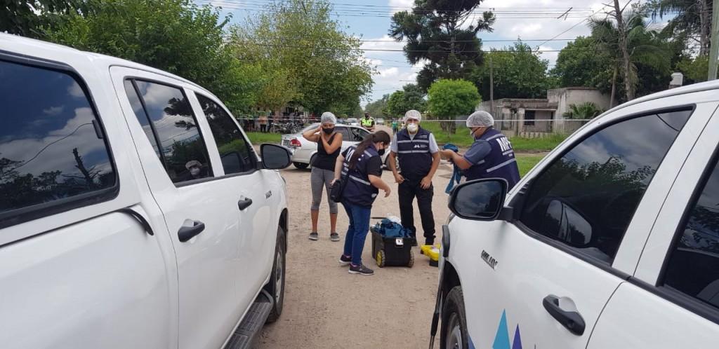 Una joven fue asesinada a puñaladas en su domicilio del barrio San Felipe