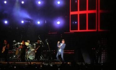 Ricky Martin hizo vibrar a los Tucumanos con su One World Tour