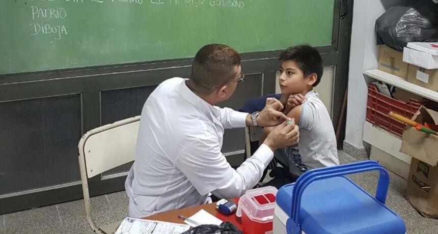 Tucumán recibió la primera partida de vacunas antigripales