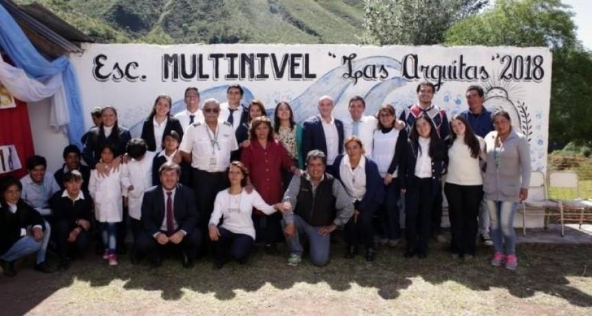 Escuelas de alta montaña implementan la enseñanza multinivel