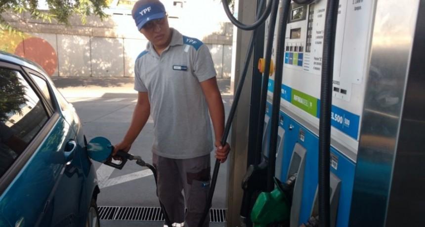 YPF aumentó el precio de sus naftas en Tucumán