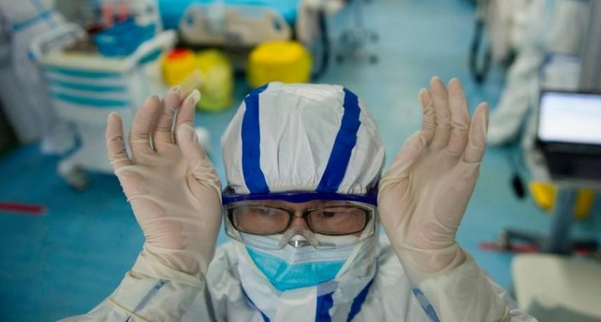 OMS: 417.000 infectados y 18.000 muertos en todo el mundo por coronavirus