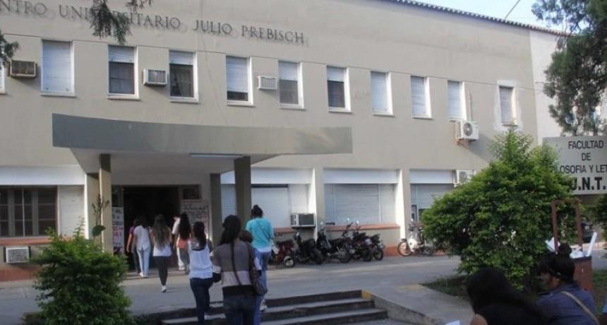 Una alumna denunció un intento de abuso sexual a la salida del baño en Filosofía y Letras