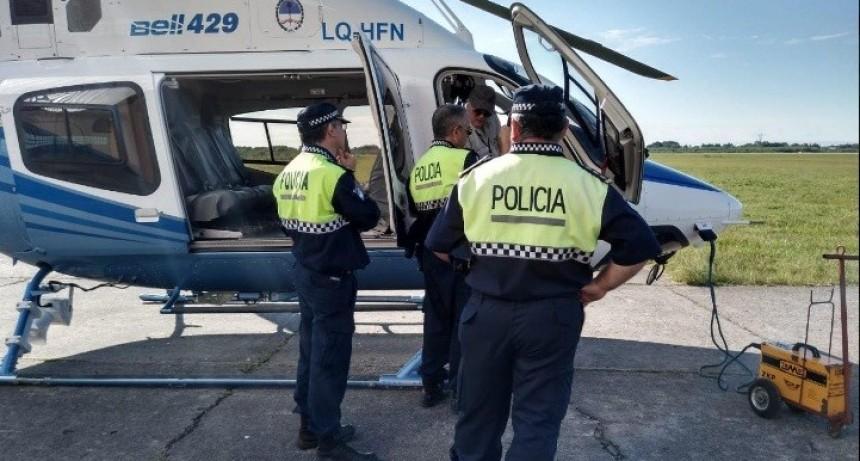 Megaoperativo: más de 1000 policías en el cierre de frontera