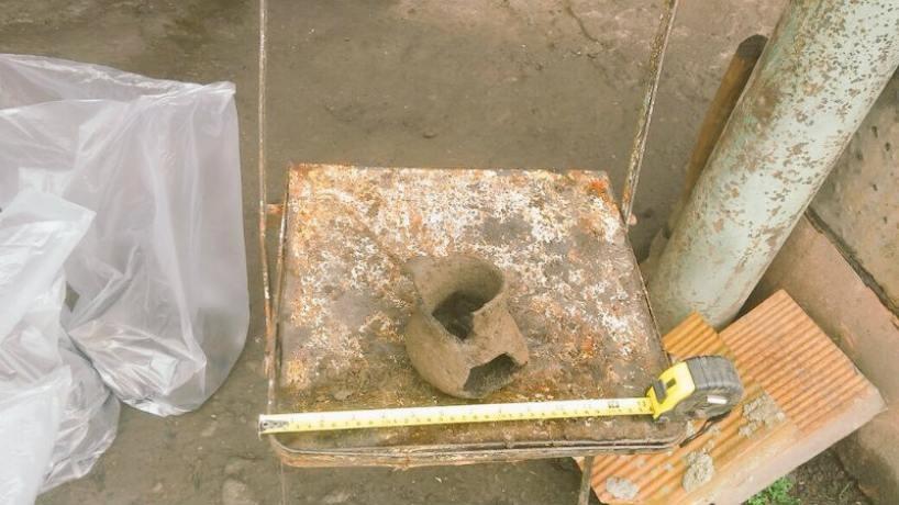 Encontraron restos arqueológicos en una casa de Tafí Viejo
