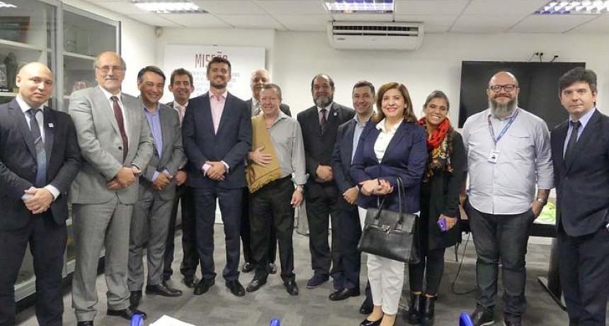 La misión turística en San Pablo arrojó resultados positivos