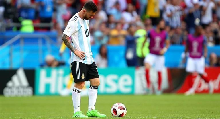 Argentina, eliminada del Mundial, perdio 4-3 contra Francia