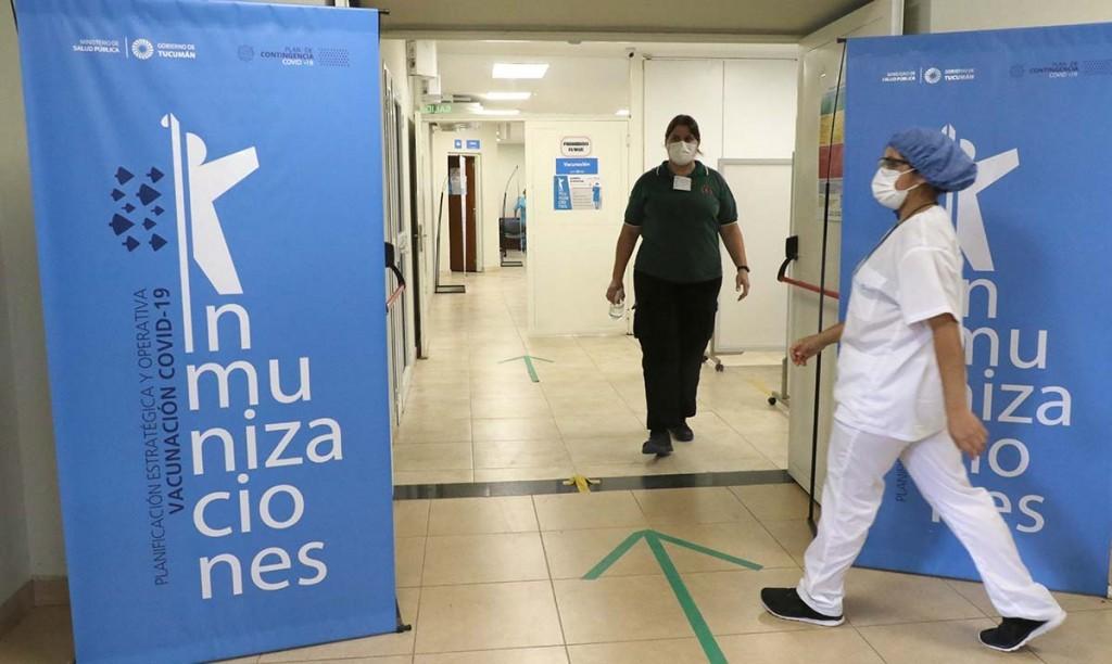 Campaña de vacunación: se habilitó el padrón para personas de 38 y 39 años