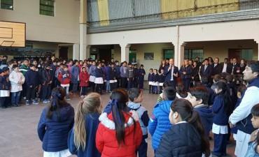 Las escuelas de Tucumán volvieron a clases
