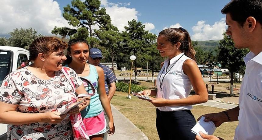 El móvil de Espacio Salud continúa visitando los barrios