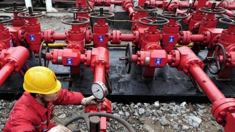 China logró producir gas a partir de