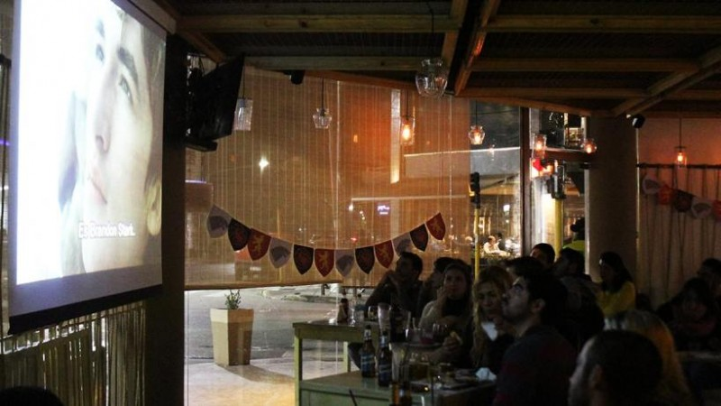 El fanatismo por Game Of Thrones llega a los bares tucumanos