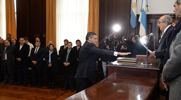 El Poder Judicial cubrió tres vacantes en tribunales