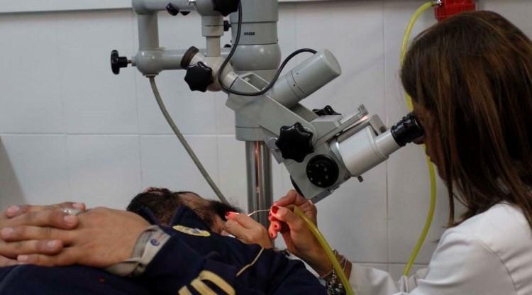 El Hospital Padilla vuelve a realizar implantes cocleares