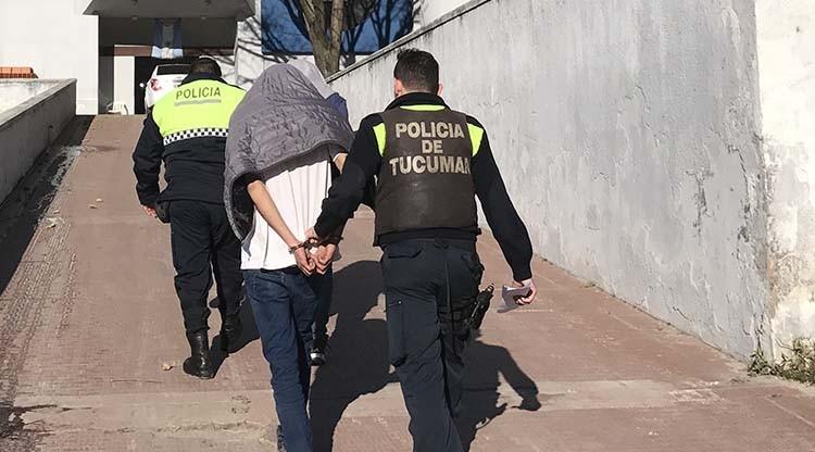 Con patrullajes preventivos, detuvieron a ladrones armados