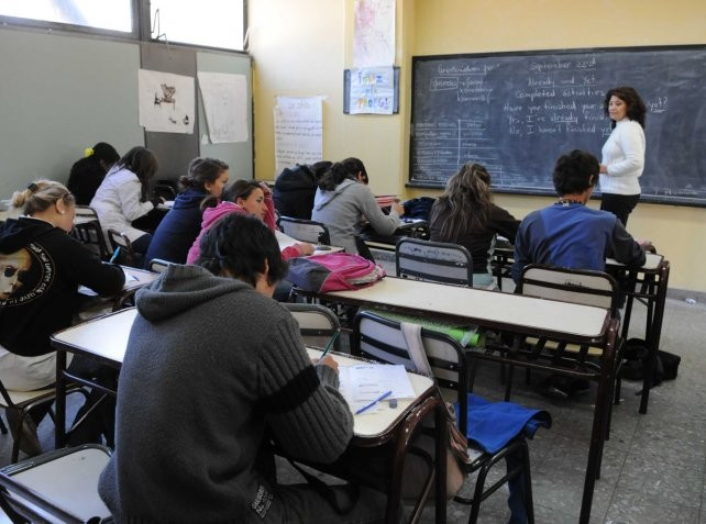 Las escuelas dictaron clases con normalidad en la provincia