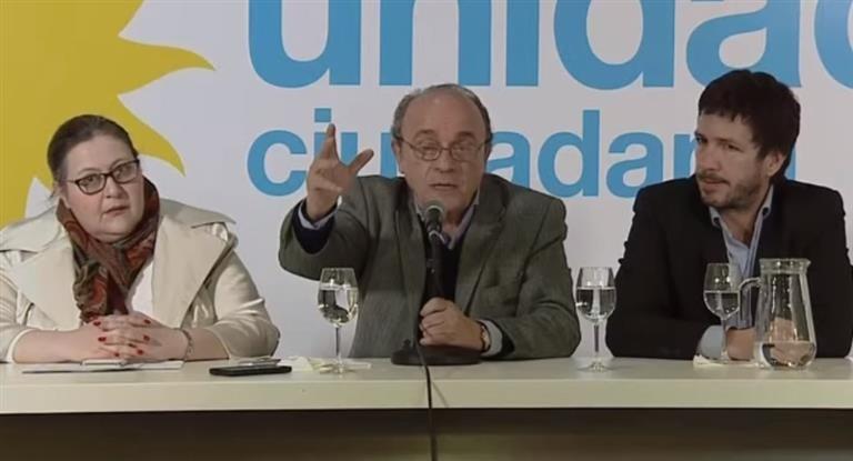 Unidad Ciudadana: el Gobierno dejo 300 mil votos fuera del escrutinio provisorio