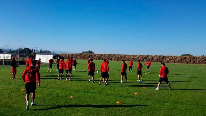 San Martín  inició los entrenamientos con la mira puesta en el nuevo Nacional B