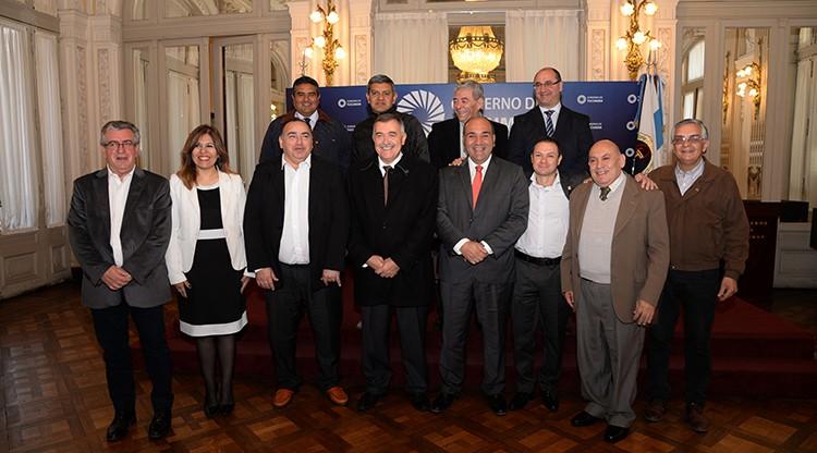 Manzur y dirigentes peronistas analizaron las elecciones
