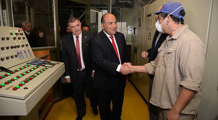 El Gobierno tucumano renueva su apoyo a empresarios locales