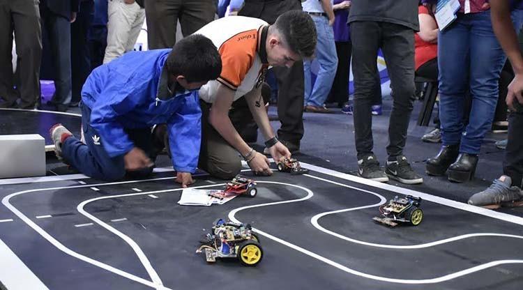 Concurso Barabot: ¡Inventá el robot más barato!