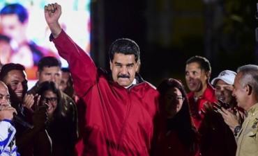 EEUU aplica sanciones a Maduro por la elección constituyente en Venezuela