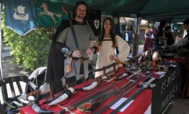 Se realizará una feria medieval en el parque 9 de julio