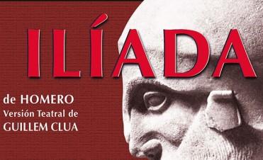 La Ilíada llega al teatro San Martín