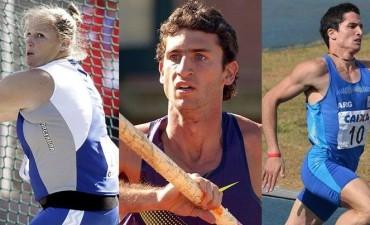 Delegación récord y muchos jóvenes, los argentinos en el Mundial de atletismo