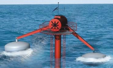 Pyme lanza proyecto para generar energía a partir del oleaje marino