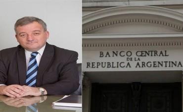 Tras la destitución de Biscay, echan al auditor general del BCRA