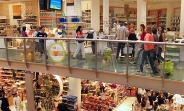 Ventas minoristas: caída interanual del 1,6% en julio