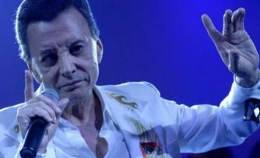 Palito Ortega cantará en Las Talitas