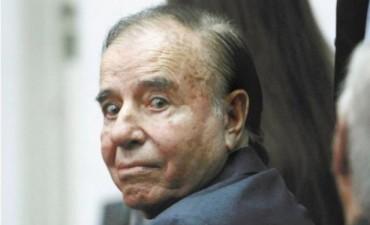 Impugnaron la postulación de Menem y el peronismo apelará a la Corte