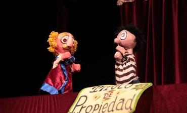 El Teatro de Títeres y Marionetas recorrerá la provincia