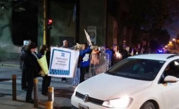 Vecinos de Villa 9 de Julio protestaron frente a la SAT