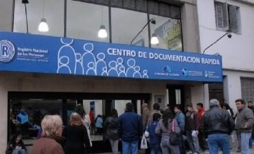 El Registro Civil permanecerá abierto para entregar DNI