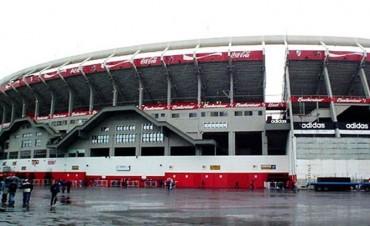 Alarma en el estadio de River Plate por una amenaza de bomba